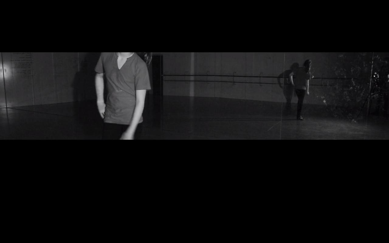 still from Misunderstanding II, Video Installation, 2014