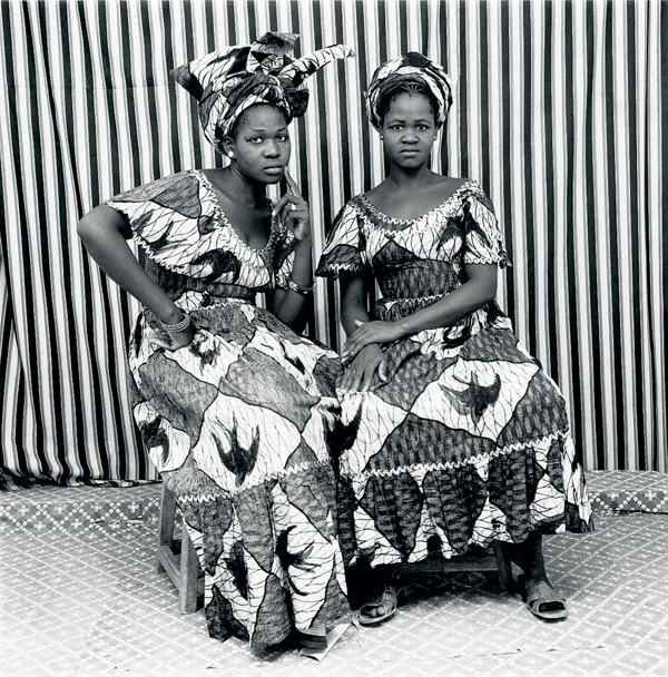 Seated Ladies, Malick Sidibé, 1969