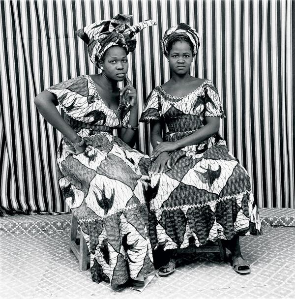 Seated Ladies, Malick Sidibé, 1969