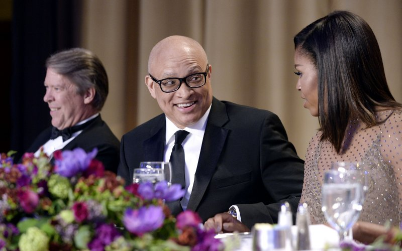 Larry Wilmore, Host of the 2016 White House Correspondents Dinner, Olivier Douliery-Pool/Getty Images