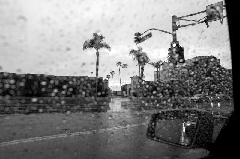 Image, Jason Maddox (It's been raining in Los Angeles…)